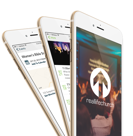 Church Apps - ChurchLink App 3.0