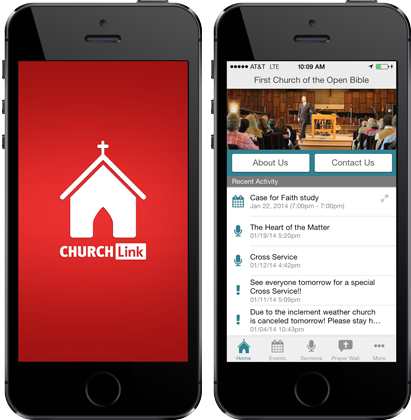 ChurchLink Apps