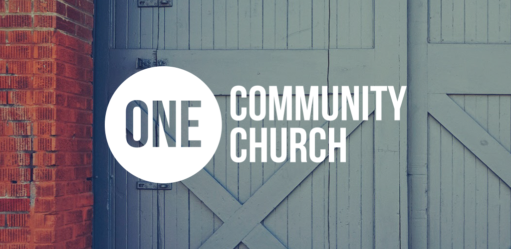 One Community Church App